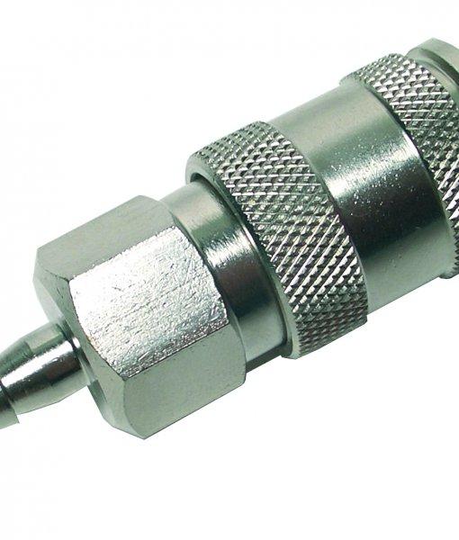 Lucht snelkoppeling D 6mm slang