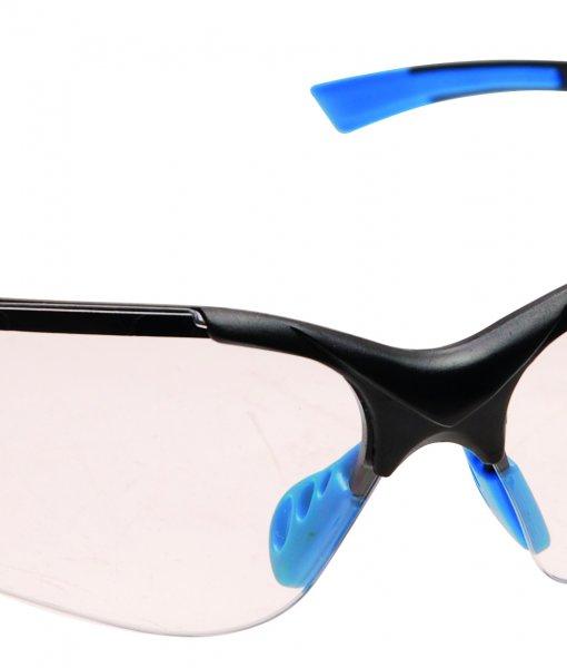 Veiligheidsbril glashelder