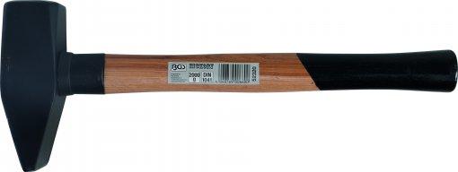 Bankhamer 2000gr DIN 1041 Hickory steel