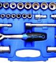 Dopsleutelset 3/8 Super Lock 27dlg 6-24mm