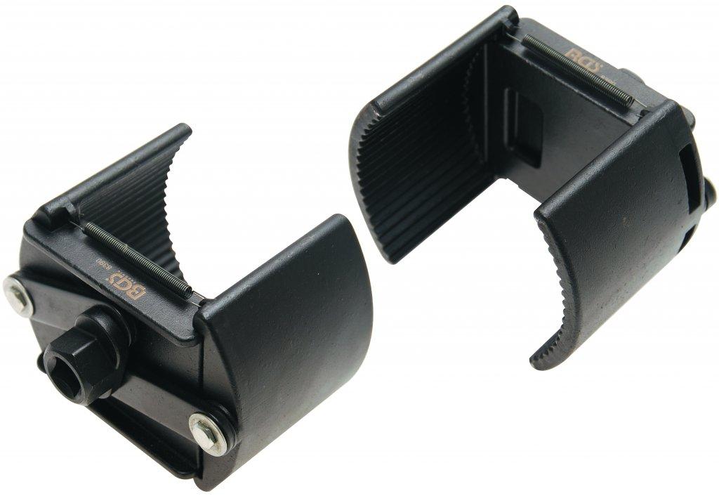 Oliefiltersleutel 1/2 100-140mm